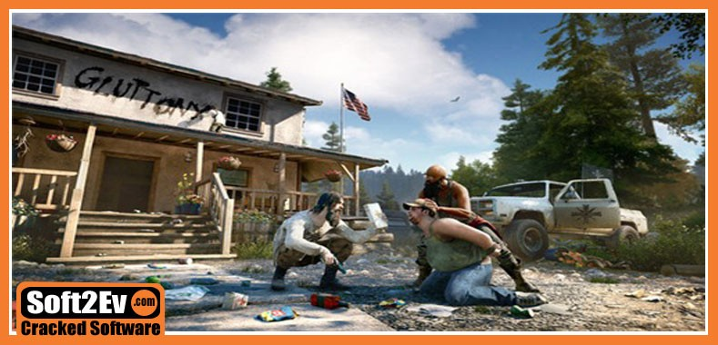 Far Cry 5 Crack 3dm