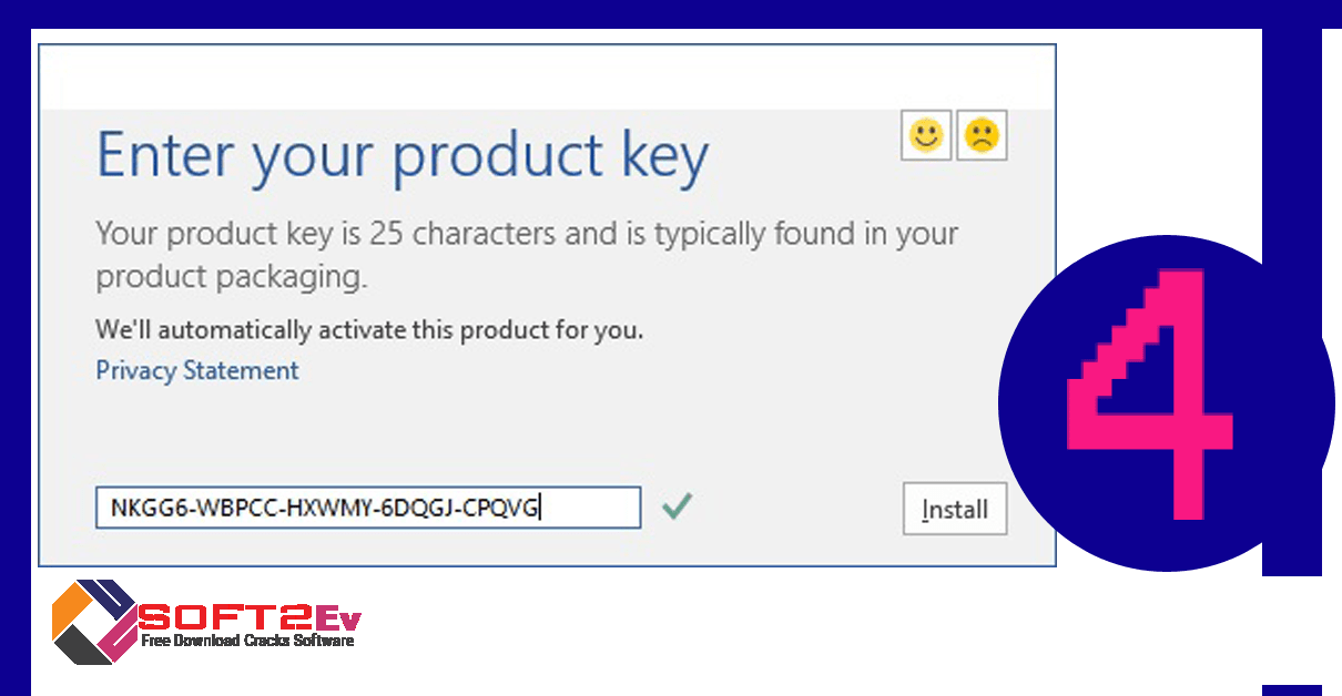 download microsoft with product key