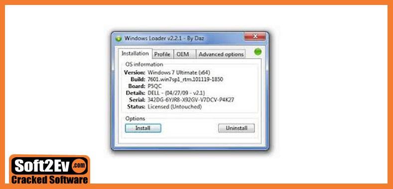 window 7 loader