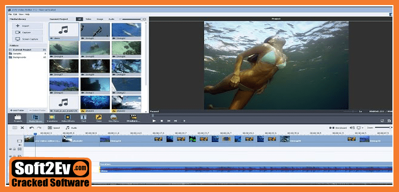 AVS Video Editor 9.1 Crack +Activation code Fully Version