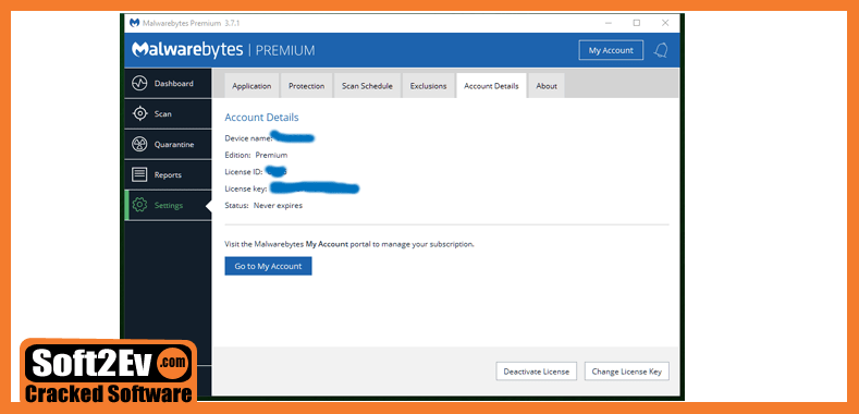 Malwarebytes Crack 3.8.3 Premium Lifetime + Final Serial