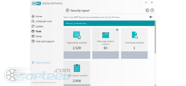 ESET NOD32 Antivirus 2020 Free Download