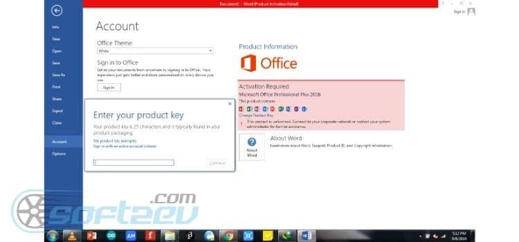 Microsoft Office 2016 Free