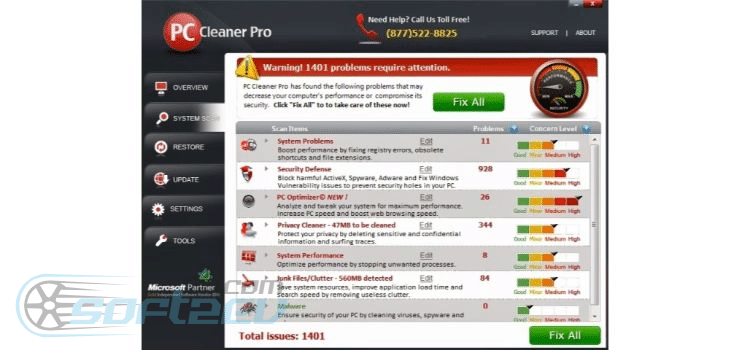 pc cleaner pro free download