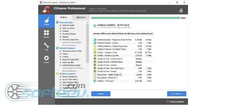 CCleaner Professional 2020